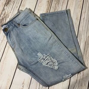 3 for $25 💕 TOBI distressed jeans
